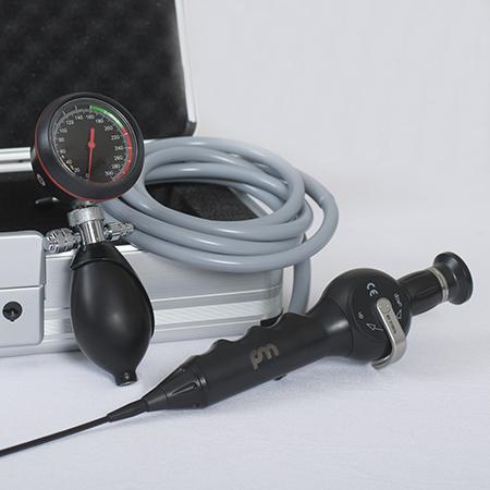 Naso-Pharyngoskop, flexible Optik, flexibles endoskop,