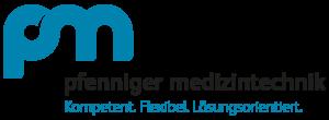 Logo Pfenniger Medizintechnik GmbH