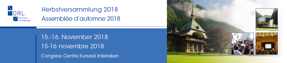 SGORL Herbstversammlung 2018